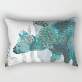 Trico Rectangular Pillow