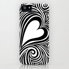 Zebra Love  iPhone (5, 5s) Slim Case