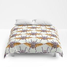 Goliathus attacks Comforters