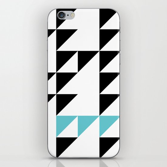 Tri Pixel iPhone & iPod Skin