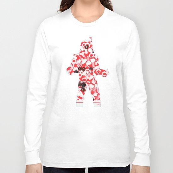 Cut StarWars - Version Rote Mutter Long Sleeve T-shirt