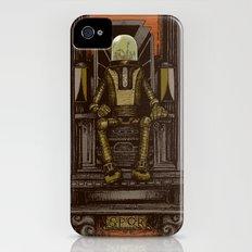 Pax Robota iPhone (4, 4s) Slim Case