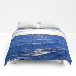 Heavenly Blues - Gagliano Photography Comforters