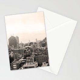 Lower East Side Skyline #1 Stationery Cards