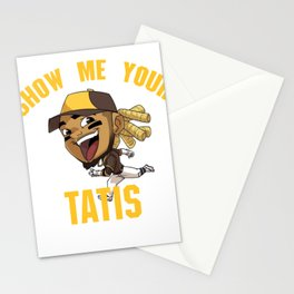 Show Me Your Tatis Stationery Cards
