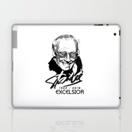 Stan lee Excelsior Laptop & iPad Skin