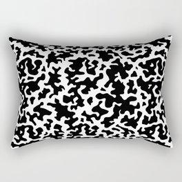 Classic Memphis Marble Pattern Rectangular Pillow