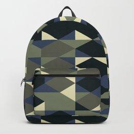 Abstract Geometric Artwork 46 Backpack