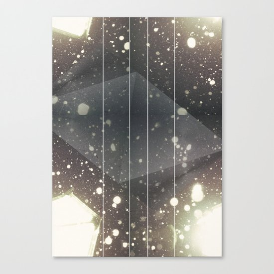 Light Space Canvas Print