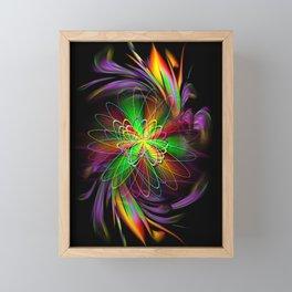 Abstract Perfektion 78 Framed Mini Art Print