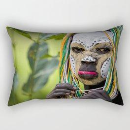 Suri Jungle Rectangular Pillow