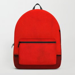 Red #1 Backpack