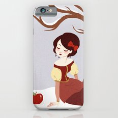 Skin White as Snow Slim Case iPhone 6