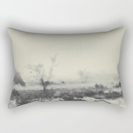 Time, The Endless Wave Rectangular Pillow