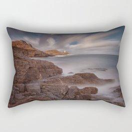 Mumbles lighthouse Rectangular Pillow