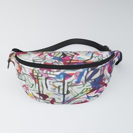 Crowd - 1 Fanny Pack