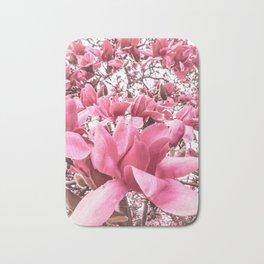 Mellow Magnolia Bath Mat