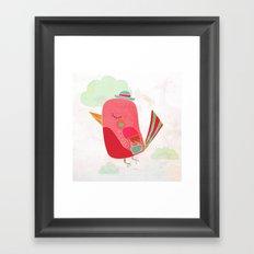 Traveller Framed Art Print