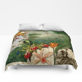 America do Sul Comforters