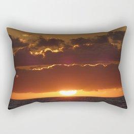Don't Go Back to Sleeep Rectangular Pillow