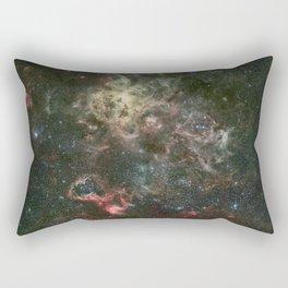 Tarantula Nebula and its surroundings Rectangular Pillow