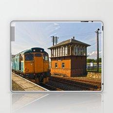 Bo'Ness Railway Laptop & iPad Skin