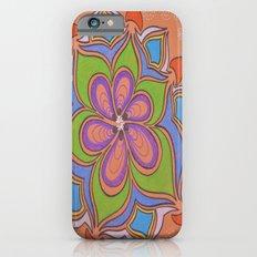 Drops and Petals 4 iPhone 6s Slim Case