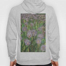 Dandelions field Hoody