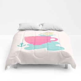 Cup of Sea Comforters