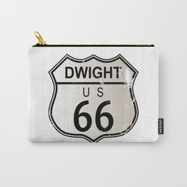 Dwight Route 66 Carry-All Pouch