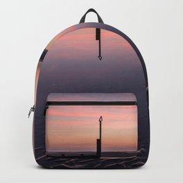 Spring Sunset Backpack