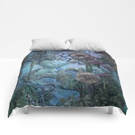 Gaian Forest Comforters