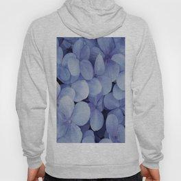 Hydrangea Florets Hoody