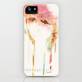 Cotton Candy Dream iPhone Case