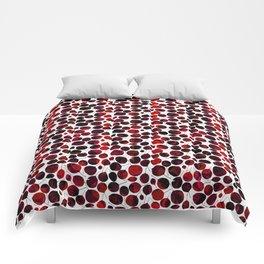 nice-feuilles-Rouge Comforters