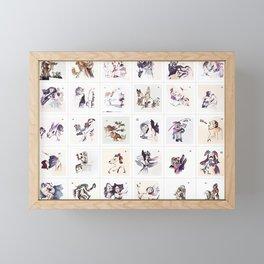 Collection Landscape ~ Los Caprichos Framed Mini Art Print
