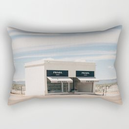 Marfa, Texas Rectangular Pillow