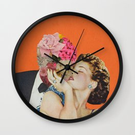 Allergy Season Wall Clock