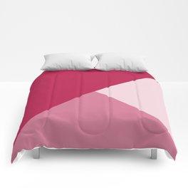 Cerise Tones Comforters