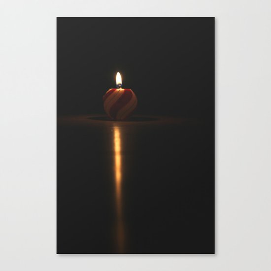 Dispelling the Darkness Canvas Print