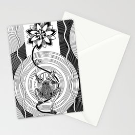 Frog Stationery Cards