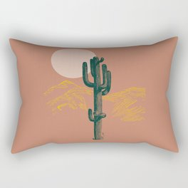 hace calor? Rectangular Pillow
