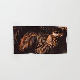 Cinnamon Stick Palms Hand & Bath Towel
