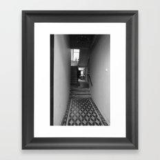 The great beyond Framed Art Print