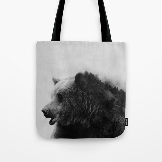 Big Bear #4 Tote Bag