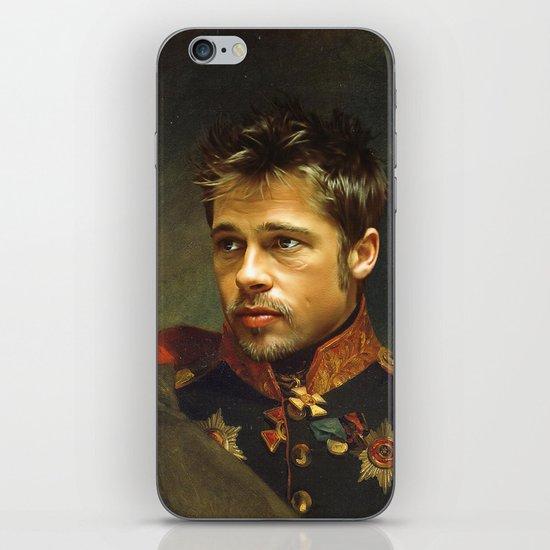 Brad Pitt - replaceface iPhone & iPod Skin