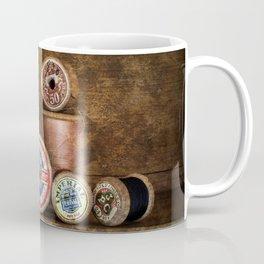 Old Cotton Bobbins Coffee Mug