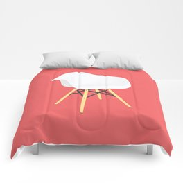 Eames Chair Comforters