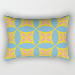 Soiree - By SewMoni Rectangular Pillow