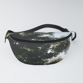 Walking on the Mall Fanny Pack